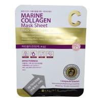 Masca faciala neagra Colagen Marin C Celico, 30 ml