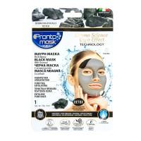 Masca fata Black Detox Pronto Mask, efect detoxifiere