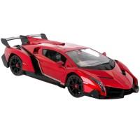 Masina Lamborghini Veneno, 61 cm, scara 1: 10, volan si pedale