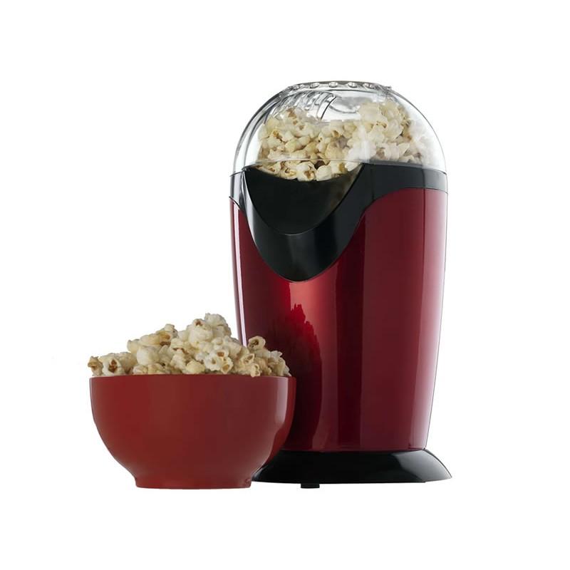 Masina de popcorn RH-288, 1200 W, Rosu