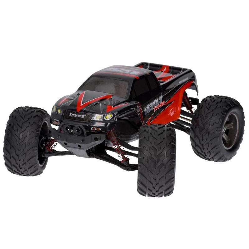 Masina RC Monster Trcuk Revolt by Quer, viteza pana la 42 km/h