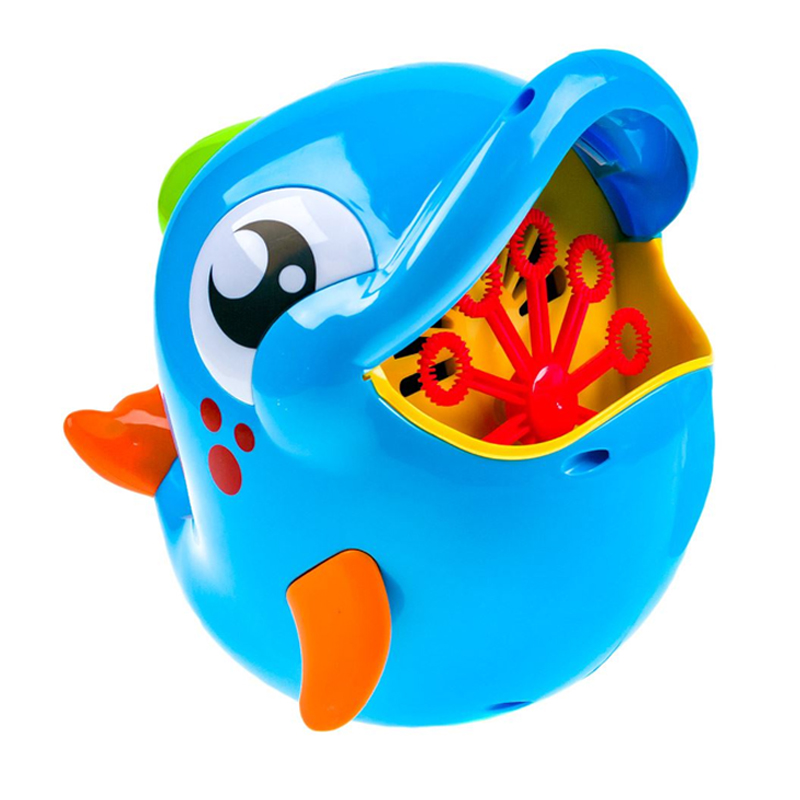 Masina baloane pentru copii Dolphin Bubble, 6 x AA, 3 ani+ 2021 shopu.ro