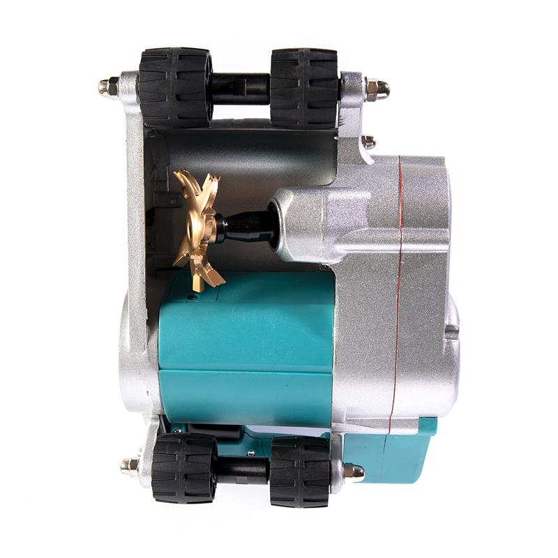 Masina caneluri pentru rigips si zidarie moale Detoolz, 1100 W, 1600 rpm, adancime caneluri 30-40 mm shopu.ro