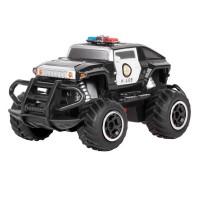 Masina cu telecomanda Mini RC Car Police Quer, scara 1:43