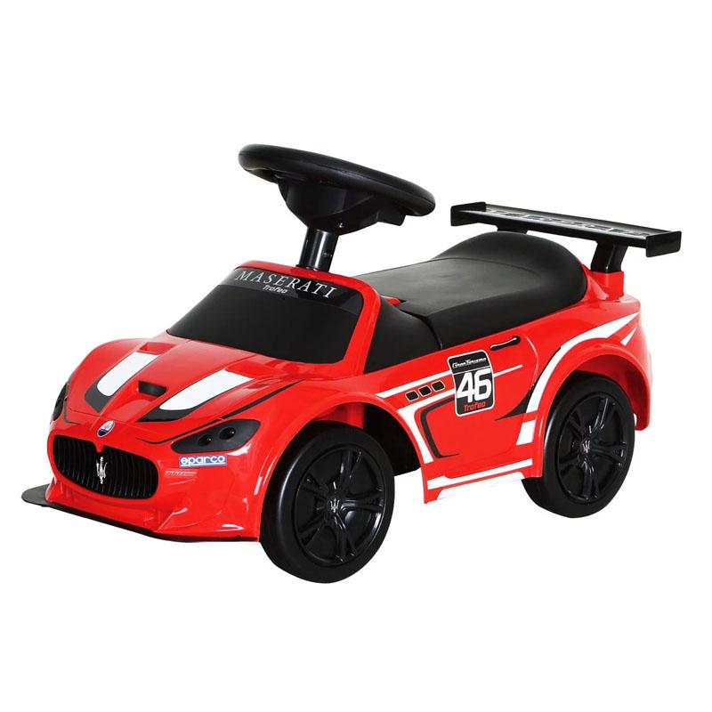 Masina cu volan pentru copii Stratas Maserati, 67 x 30 x 30 cm 2021 shopu.ro