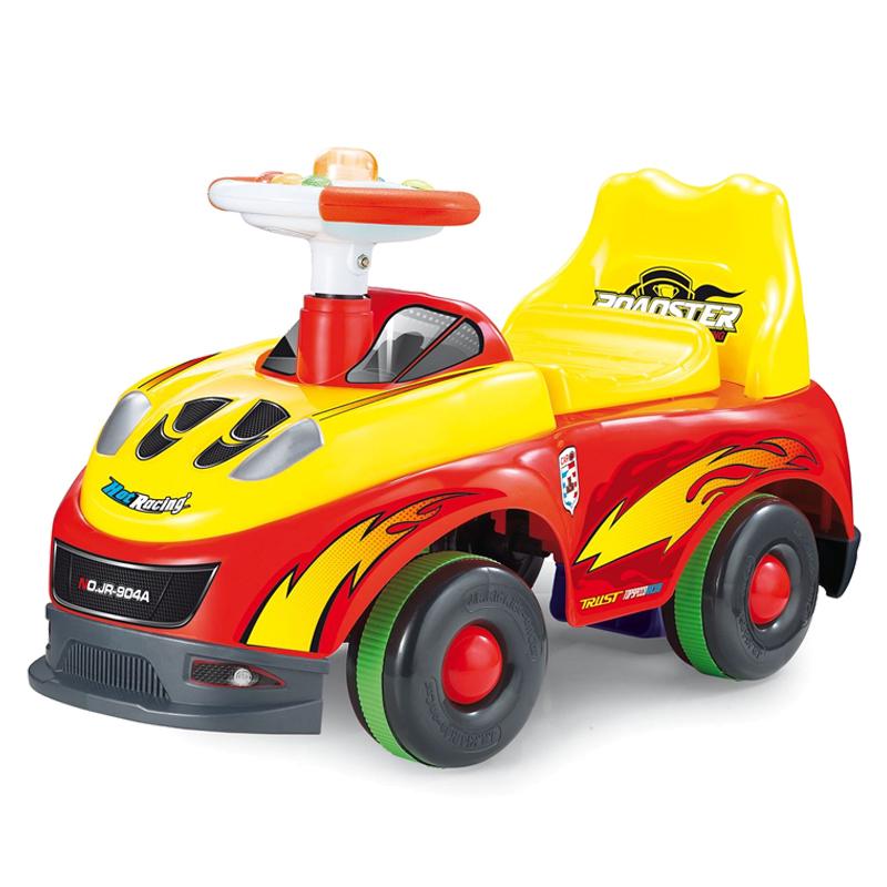 Masina curse pentru copii, 2 x AAA, Multicolor 2021 shopu.ro