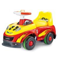 Masina curse pentru copii, 2 x AAA, Multicolor