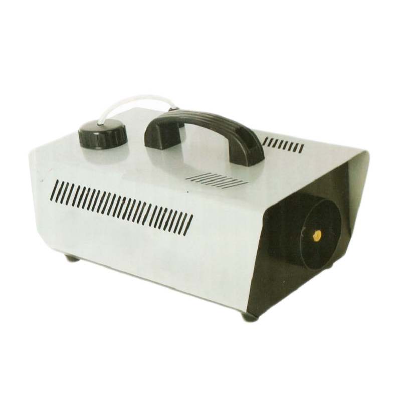 Masina de fum, 2000 W, telecomanda 2021 shopu.ro