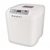 Masina de paine Beper, 550 W, LCD, 600-900 g, 12 programe, functie fara gluten
