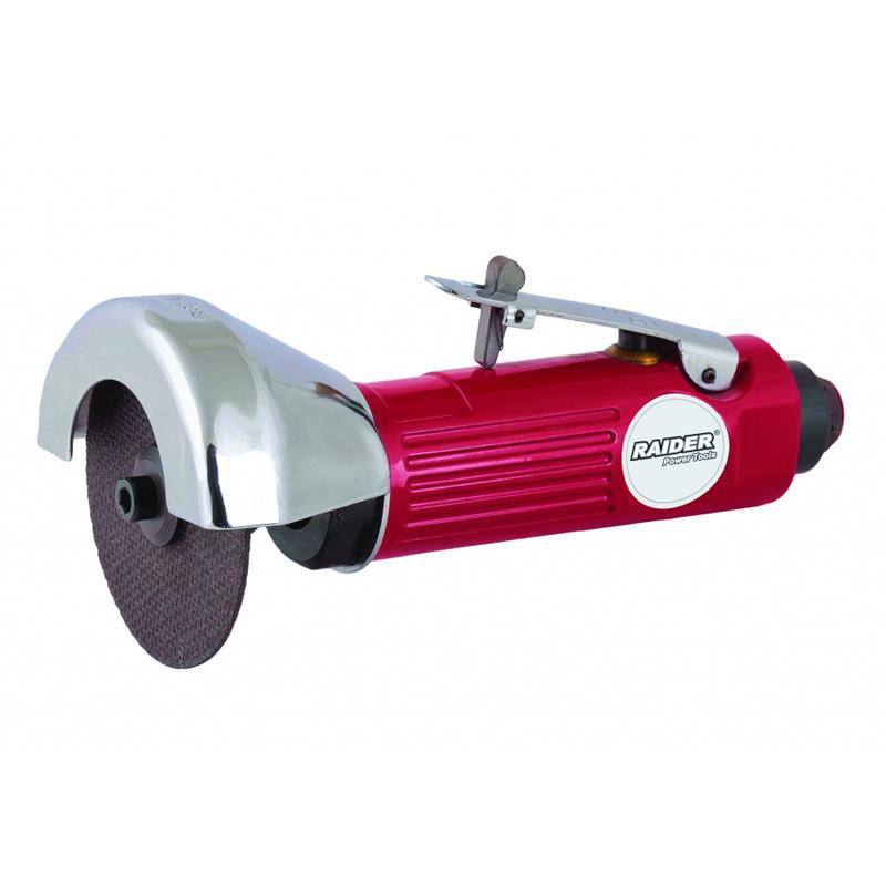 Masina de taiat pneumatica Raider, 75 mm, 114 l/min, 6 Mpa, 18000 rpm shopu.ro
