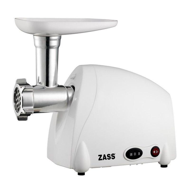 Masina de tocat Zass ZMG 05, 1000W, accesoriu carnati 2021 shopu.ro