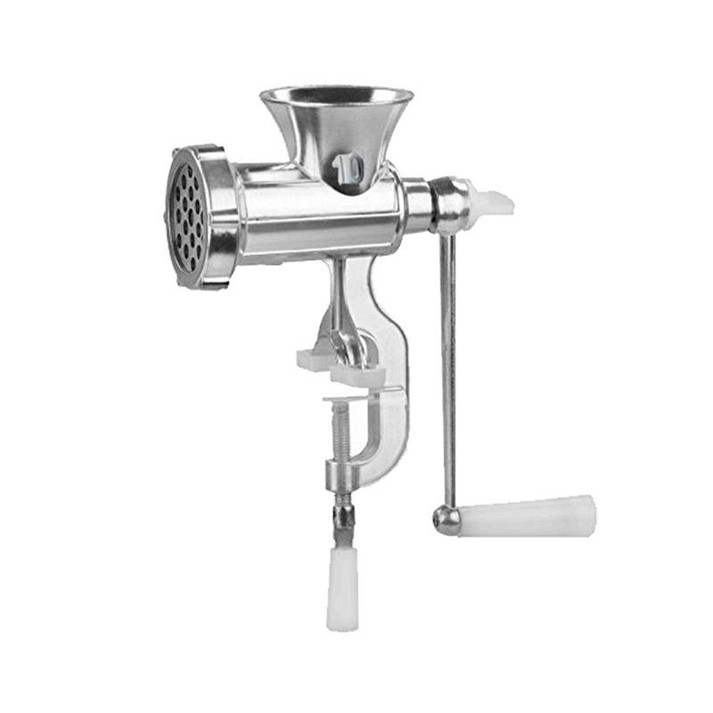 Masina de tocat manuala aluminiu Floria, 27 x 20 x 10 cm 2021 shopu.ro