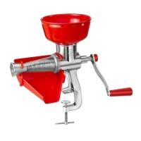 Masina manuala de tocat rosii, sita inox, corp fonta