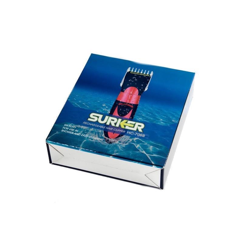 Masina de tuns cu acumulator Surker HC-7068, LED