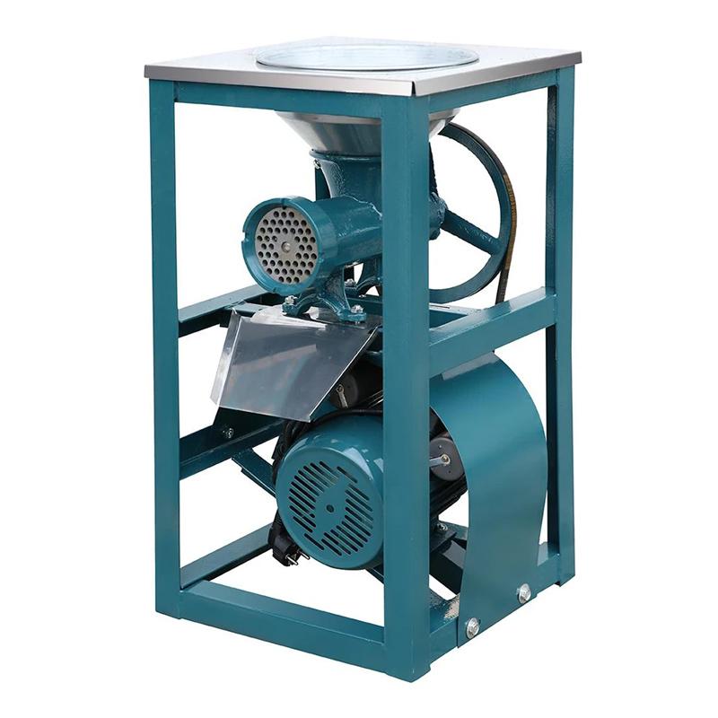 Masina electrica de tocat carne Brillo, 3 kW, marime 32, 5 kg/min, cadru metalic 2021 shopu.ro