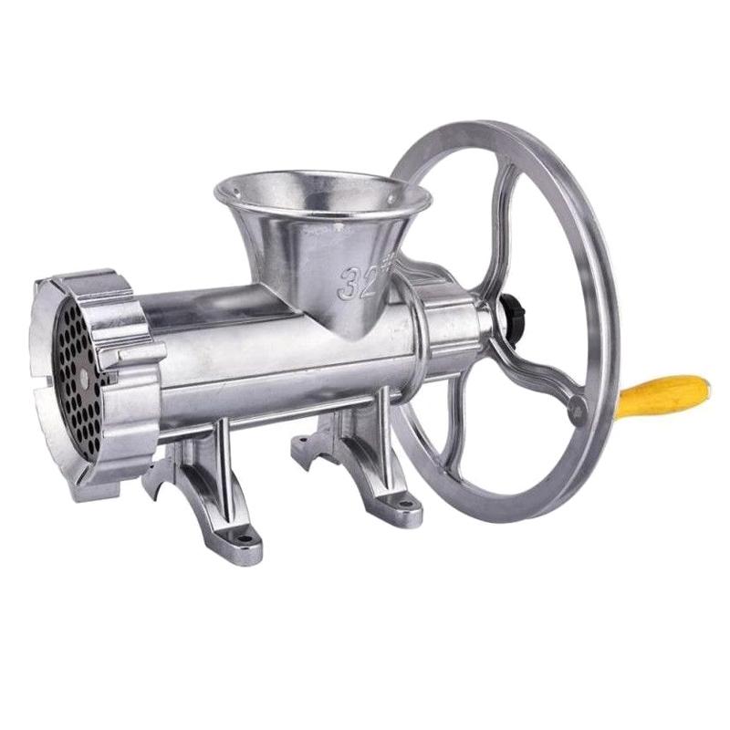 Masina manuala de tocat carne Craft, nr 32, corp aluminiu 2021 shopu.ro