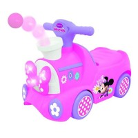 Masina pentru fetite Minnie Kiddieland, 8 bile incluse