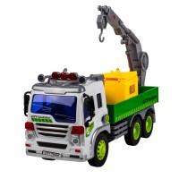 Masina pentru reciclarea deseurilor Purifier, scara 1:16, sunete si lumini