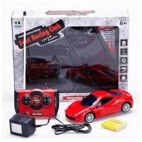 Masina Ferrari GT 460, scara 1:24, telecomanda