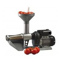 Masina de tocat rosii Tomatina Studio Casa, 400 W, 150 kg/h, Gri/Negru