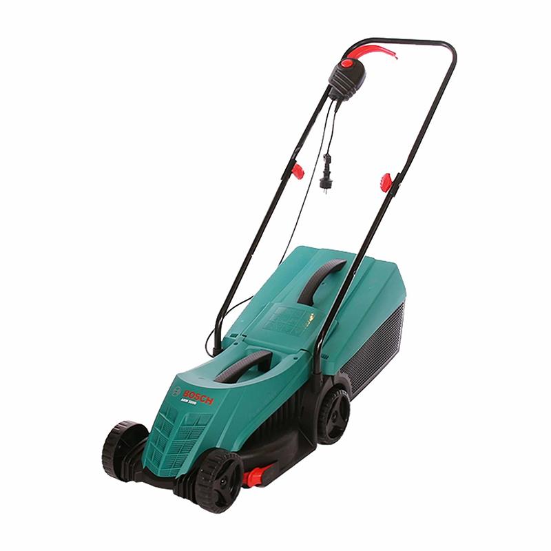 Masina electrica de tuns iarba Bosch, 1200 W, 31 l, latime 32 cm, 150 mp 2021 shopu.ro