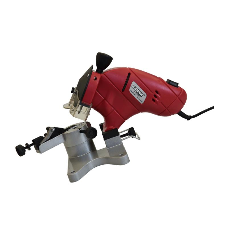 Masina electrica pentru ascutit lant drujba Raider, 220 W, 3200 rpm, 100 mm, accesorii incluse shopu.ro