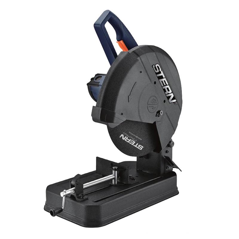 Masina pentru debitat metale Stern Austria, 2300 W, 3900 rpm, disc 355 mm, ax 25.4 mm, Negru 2021 shopu.ro