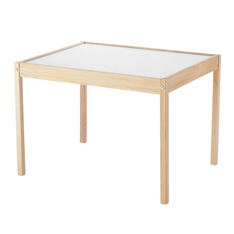 Masuta pentru copii Sinbo, 48 x 64 x 45 cm, lemn 2021 shopu.ro