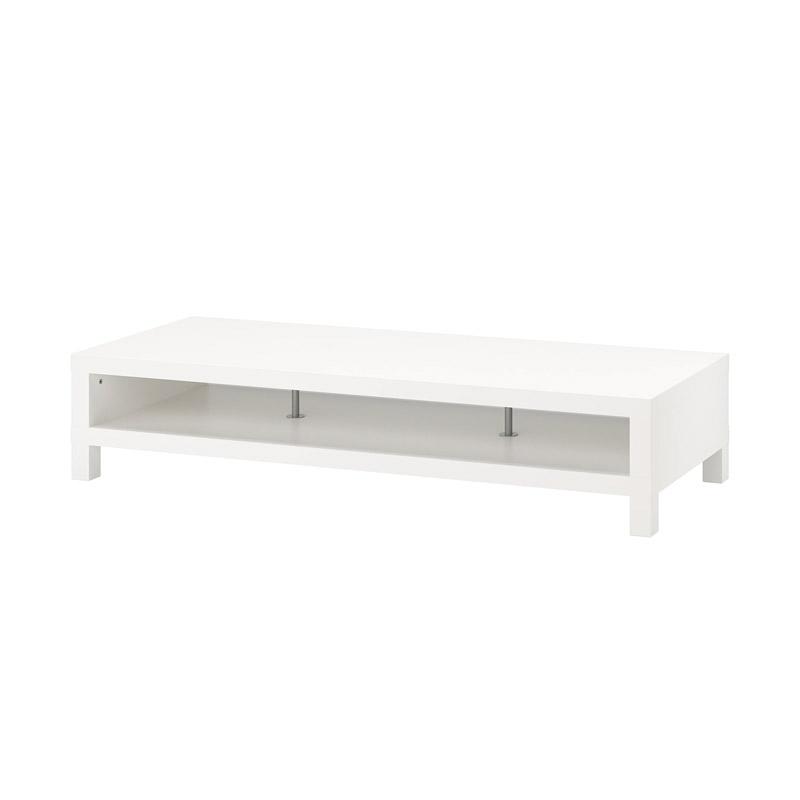 Masuta pentru living PAL, 149 x 55 x 35 cm, alb 2021 shopu.ro