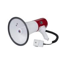 Megafon DH09, 25 W, curea de umar, sirena