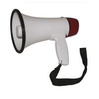 Megafon MEGA20W, putere 20 W, functie de inregistrare, acumulator inclus