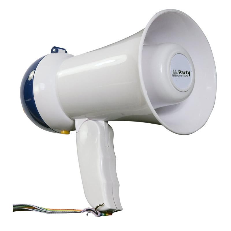 Megafon World Cup, putere 10 W, functie de inregistrare, curea transport 2021 shopu.ro