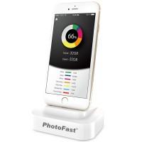 Memorie BackupDock iPhone, USB3.0, 64GB, conector Lightning Photofast