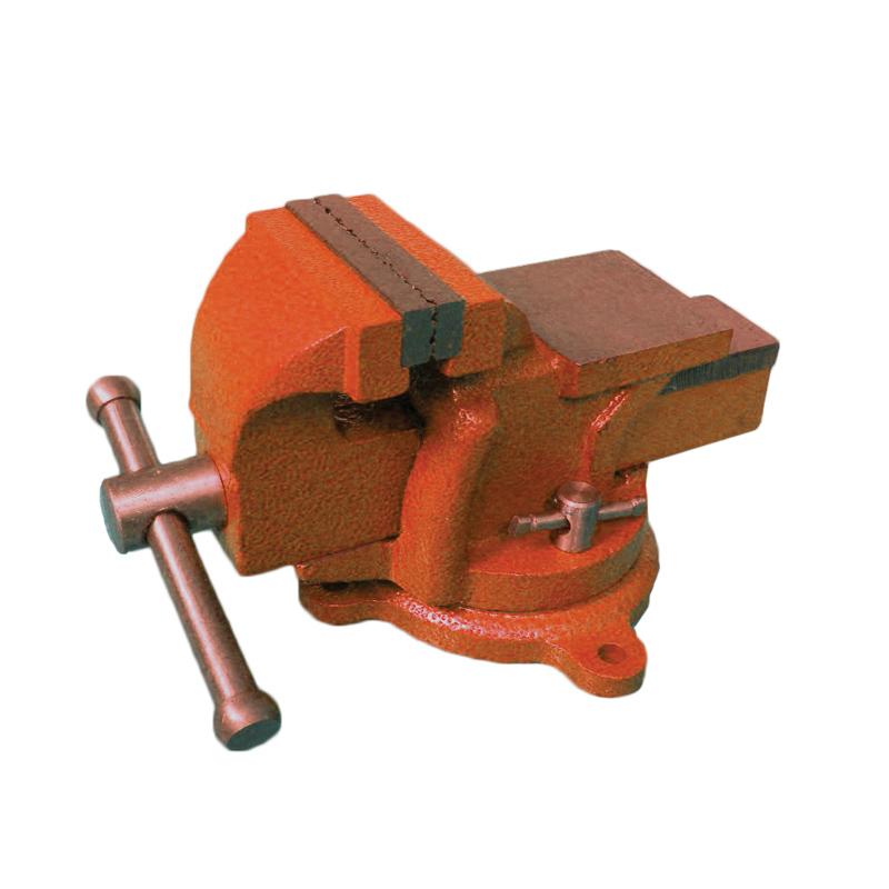 Menghina de banc Gadget, 100 mm, 5 kg, fonta, suport rotativ 2021 shopu.ro
