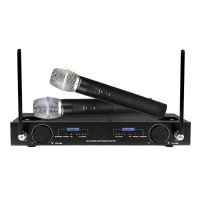 Microfoane profesionale wireless UHF cu receiver Beta-87