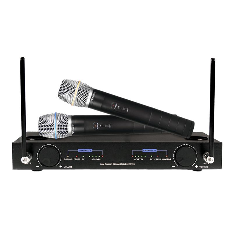 Microfoane profesionale wireless UHF cu receiver Beta-87 2021 shopu.ro