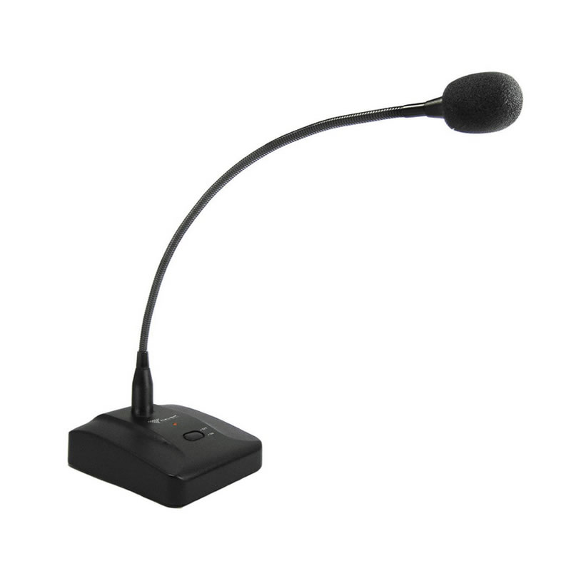 Microfon conferinta Kruker Matz MH35A, 42 cm, condensator 2021 shopu.ro