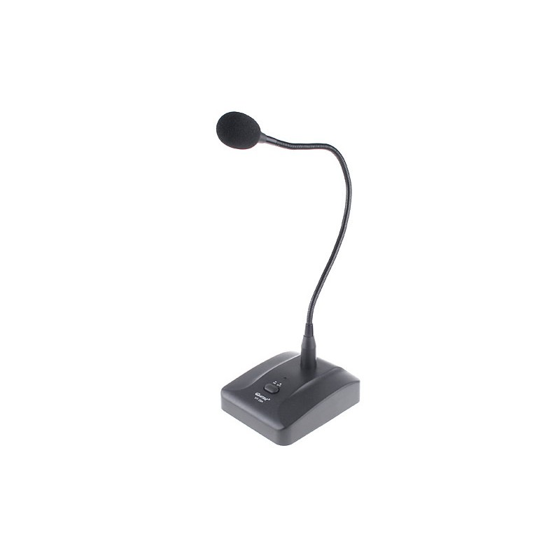 Microfon pentru conferinta cu stativ M799, 2 x AA 2021 shopu.ro