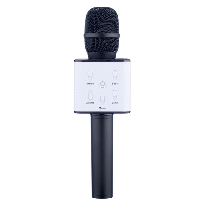 Microfon karaoke K Song Treasure, 2600 mAh, 3 W, boxa inclusa 2021 shopu.ro