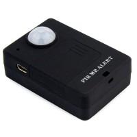 Microfon spion cu senzor si alarma GSM A9