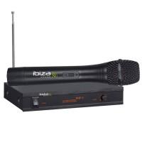 Microfon wireless IBIZA VHF1A, frecventa 207.5MHZ