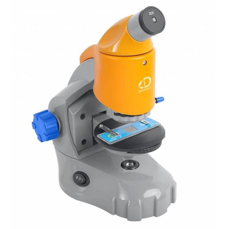 Microscop optic Discovery Adventures, 20-800x, accesorii incluse 2021 shopu.ro