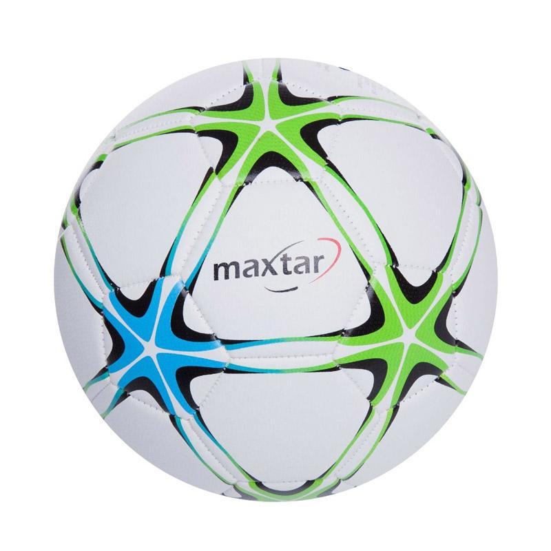 Minge de fotbal Maxtar, 330 - 350 g, PVC 2021 shopu.ro