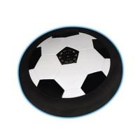 Minge de fotbal rotativa HoverBall, 19 x 7 cm, lumini colorate