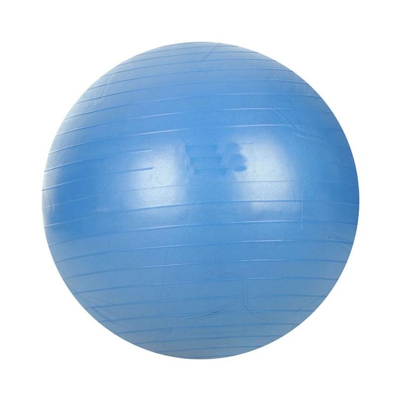 Minge pentru gimnastica, 65 cm, Albastru 2021 shopu.ro
