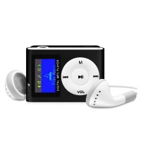 Mini MP3 Player cu display LCD, slot microSD