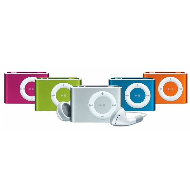 Mini MP3 Player portabil, casti incluse