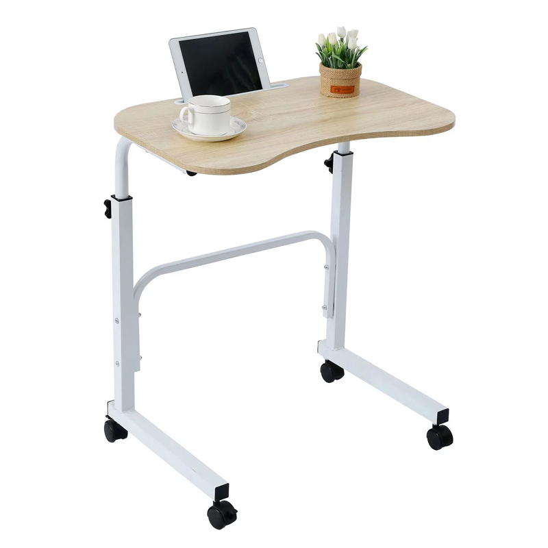 Mini birou portabil Slide Table, 60 x 40 cm, inaltime reglabila pana la 84 cm 2021 shopu.ro