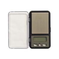 Mini cantar pentru bijuterii MH-333, 100 g, LCD, 4 moduri, LED alb