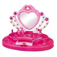 Mini masuta frumusete Dressing Table, 43 x 34 cm, accesorii incluse